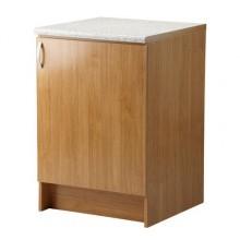 АЛЬБРУ Напольный шкаф с дверью, разные цвета 501.861.47