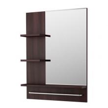 ЛИЛЛОНГЕН Зеркало, черно-коричневый 702.049.42