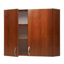 АЛЬБРУ Навесной шкаф с дверями, разные цвета 601.861.61