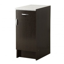 АЛЬБРУ Напольный шкаф с дверью и ящиком, (40*89см), разные цвета 001.861.64