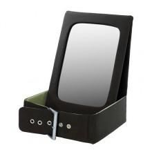 БЕТРАКТА Настольное зеркало с отделен д/хран, зеленый 302.379.11