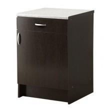 АЛЬБРУ Напольный шкаф с дверью и ящиком, (60*89см), разные цвета 701.861.65