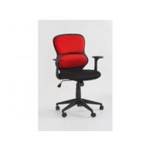 Кресло Aron красный