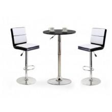 Барный стол SB-1 чёрный
